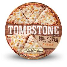 tombstone brick oven cheese pizza