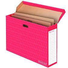 Bankers Box Magazine Holders Amazon Bankers Box Classroom Bulletin Board Storage Box 34