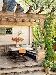 Patio Design Tips  HGTVPhotos Of Backyard Patios