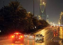 شاهد.. مقاطع توثق الأمطار الغزيرة على الرياض   صحيفة تواصل الالكترونية