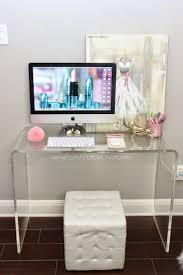 Miss Liz Heart: Beauty Room/Office Update - New Desk | WORKSPACES ...