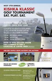 2018 Ncsy Golf Tournament - Canada