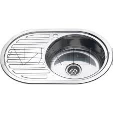 🤑 Накладная <b>кухонная мойка MELANA</b> MLN-5060 for