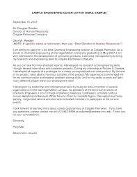Cover Letter Samples For Internships Cover Letter Samples Sample