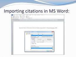 Ppt Citation Management Software Powerpoint Presentation Id1566563