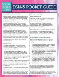 dsm 5 pocket guide sdy study guides co uk sdy publishing llc 9781681459240 books