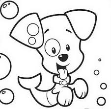 Small Picture Download Puppy Bubble Guppies Coloring Pages Or Print Puppy Bubble