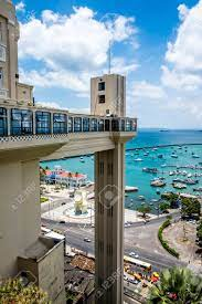 Elevador Lacerda Elevator In Salvador Do Bahia Brazil Stock Photo, Picture  And Royalty Free Image. Image 70729656.