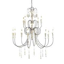 large wood chandelier company white rust twelve light large chandelier large antique whitewash wood bead chandelier