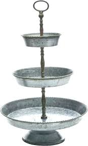 wooden three tiered stand stands 3 tier brew wood plant outdoor log cake wooden three tiered stand