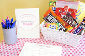 Something Sweet for Ann: A Custom Baby Shower Game - Paper Source Blog