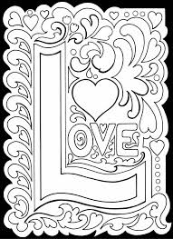 Small Picture Great Love Coloring Pages For Adults 28 In Seasonal Colouring