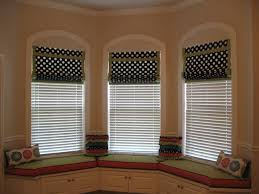 faux wood blinds for your window inspiration roman shades with 2 inch wooden blinds small