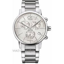 men s calvin klein post minimal chronograph watch k7627126 mens calvin klein post minimal chronograph watch k7627126