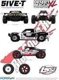 Ultimate Comparison Chart 5ive T Vs Desert Buggy Xl Big