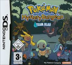 Pokémon Mystery Dungeon: Team Blau : Amazon.de: Games