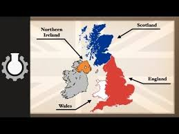 British Isles Venn Diagram The Difference Between The United Kingdom Great Britain And