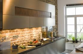 Kitchen Overhead Lighting Ideas Combined Backsplash White Cabinets Faucet  Bronze Refrigerator Organizer L Shaped Cabinet