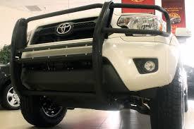 Toyota Tacoma supercharged, ARIES bull bar | Toyota Truck Showroom ...