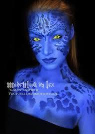 mystique make up i mystique x men makeup tutorial