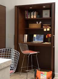 desk in closet pinterest.  Closet Office Closet Throughout Desk In Closet Pinterest A