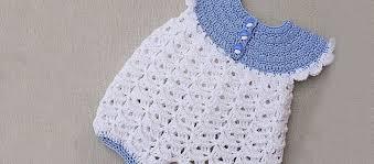 Baby Romper Pattern Free Beauteous Crochet Baby Romper Free Pattern Knit And Crochet Daily