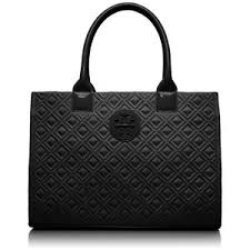 Tory Burch Mini Ella Quilted Tote - Polyvore & Tory Burch Mini Ella Quilted Tote Adamdwight.com