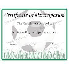 soccer awards templates free printable soccer certificate templates vastuuonminun