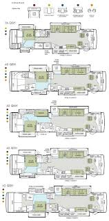 rv floor plans. 2011 Tiffin Phaeton Motorhome Floorplans Rv Floor Plans R