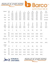 Scrubs Size Chart Sk202p Skechers Vitality Logo Waist Scrub Pant Petite