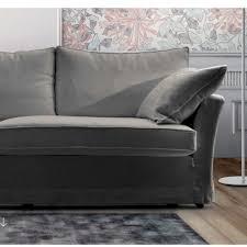 Versailles Sofa 170 Cm Stoff Seal Ausstellungsstück