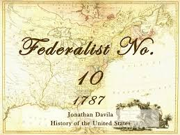 james madison publius federalist no