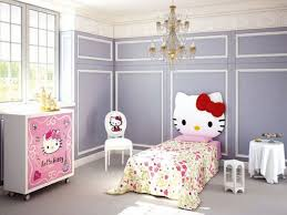 Bedroom: Hello Kitty Bedroom Best Of Hello Kitty Bedroom Idea For Your Cute  Little Girl