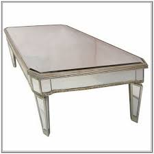 mirror coffee tables uk
