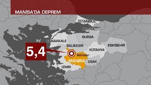 Fortissimo terremoto in Turchia: magnitudo 5,4 della scala ...