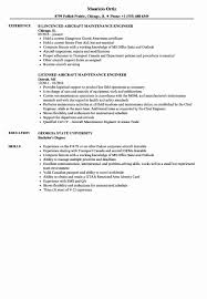 resume technician maintenance resume for aircraft maintenance technician cancercells