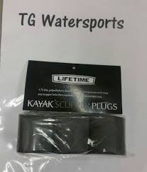 Lifetime Kayak Scupper Plugs 3 Pack