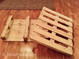 d i y pallet coffee table tutorial ideas of diy pallet furniture instructions