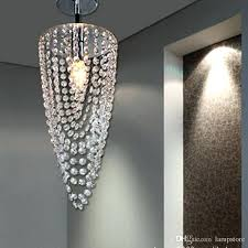 small crystal chandeliers aisle hallway mini light lamp for ceiling corridor bulb chandelier antique table lamps