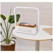 ĐÈN + SẠC + LOA 3in1 WILIT A15B (đèn cảm ứng, sạc ko dây cho các thiết bị  smartphone, loa bluetooth) - Hàng Đức