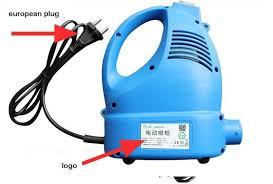 get ations mini electric spray home spray paint spray pigment spray 800ml tank at