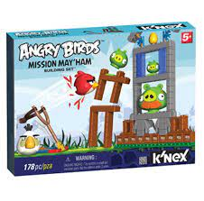 K'Nex releases 12 updates for Angry Bird building fans - al.com