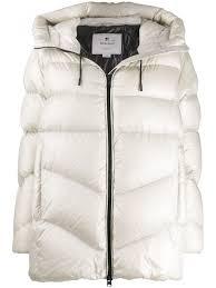 Woolrich Coats Down Jacket Down Hooded Puffer Jacket