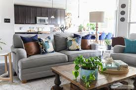 summer decorating ideas for the living room