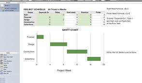 Gantt Chart Template Numbers Www Bedowntowndaytona Com
