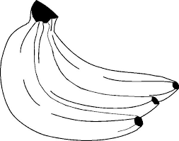 Small Picture Preschool Kids Eat Banana Coloring Page Preschool Kids Eat Banana