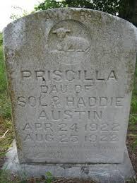 Flowers for Priscilla Austin - Find A Grave Memorial