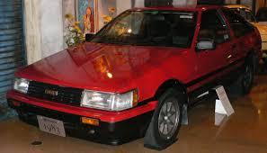 Toyota Corolla Levin and Toyota Sprinter Trueno - Wikipedia