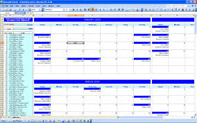 Printable Planner Excel Download Them Or Print