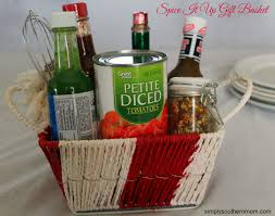 e it up gift basket